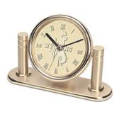 Wyoming Cowboys Arcadia Desk Clock