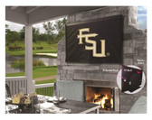 "Florida State Seminoles (Script) TV Cover (TV sizes 30""-36"")"