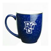 Bowling Green State Falcons Deep Etched 15 oz. Cobalt Bistro Mug