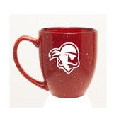 Seton Hall Deep Etched 15 oz. Red Bistro Mug