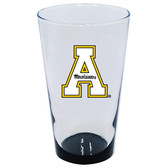 Appalachian State Mountaineers 16oz Highlight Pint Glass