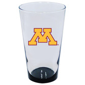 Minnesota Golden Gophers 16oz Highlight Pint Glass