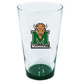Marshall Thundering Herd 16oz Highlight Pint Glass