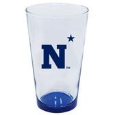 Navy 16oz Highlight Pint Glass