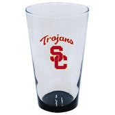 USC Trojans 16oz Highlight Pint Glass