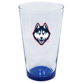 Connecticut Huskies 16oz Highlight Pint Glass