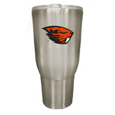 Oregon State Beavers 32oz Stainless Steel Decal Tumbler
