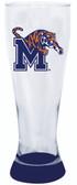 Memphis Tigers 23 oz Highlight Decal Pilsner