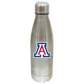Arizona Wildcats 17 oz Stainless Steel Water Bottle