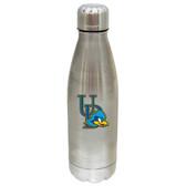 Delaware Blue Hens 17 oz Stainless Steel Water Bottle