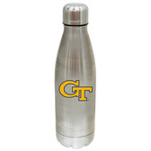 Georgia Tech Yellow Jackets 17 oz Stainless Steel Water Bottle