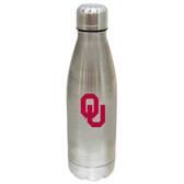 Oklahoma Sooners 17 oz Stainless Steel Water Bottle