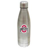 Ohio State Buckeyes 17 oz Stainless Steel Water Bottle