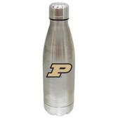 Purdue Boilermakers 17 oz Stainless Steel Water Bottle
