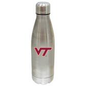 Virginia Tech Hokies 17 oz Stainless Steel Water Bottle