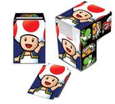 Deck Box - Super Mario - Toad