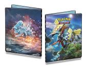 Pokémon 9 Pocket Portfolio - Sun & Moon 2