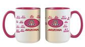 Arizona Wildcats 15oz Mom Mug