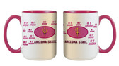 Arizona State Sun Devils 15oz Mom Mug