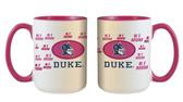 Duke Blue Devils 15oz Mom Mug
