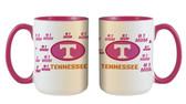 Tennessee Volunteers 15oz Mom Mug