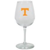 Tennessee Volunteers 12.75oz Decal Wine Glass