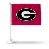 Georgia Bulldogs 'G' Car Flag
