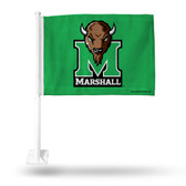 Marshall Thundering Herd Car Flag