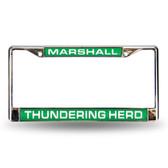 Marshall Thundering Herd GREEN LASER Chrome Frame
