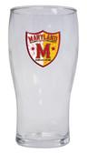 Maryland Terrapins Pilsner Glass