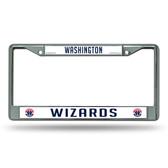 Washington Wizards Chrome Frame