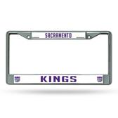 Sacramento Kings Chrome Frame