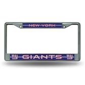New York Giants  Bling Chrome Frame