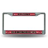 Arizona Diamondbacks Bling Chrome Frame