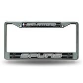 San Antonio Spurs Bling Chrome Frame
