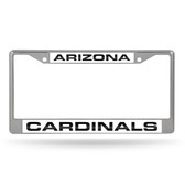 Arizona Cardinals  LASER Chrome Frame
