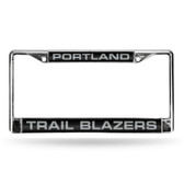Portland Trail Blazers LASER Chrome Frame