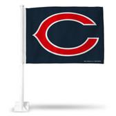Chicago Bears 'C' Car Flag