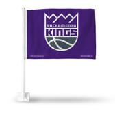 Sacramento Kings Car Flag
