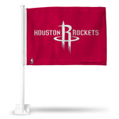 Houston Rockets Car Flag