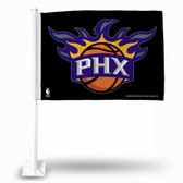Phoenix Suns BLACK Car Flag
