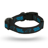 Carolina Panthers - CR Pet Collar - Small