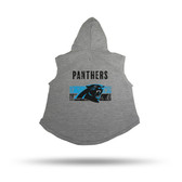 Carolina Panthers - CR PET HOODIE - LARGE
