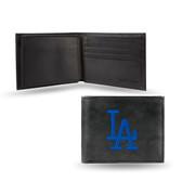 "Los Angeles Dodgers ""ROYAL BLUE LA"" Embroidered Billfold"