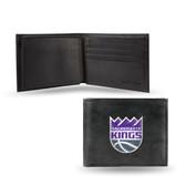 Sacramento  Kings Embroidered Billfold