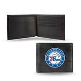 Philadelphia 76ers Embroidered Billfold