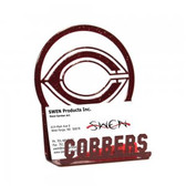 Concordia Cobbers Business Card Holder