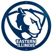 Eastern Illinois Panthers 24 Inch Scenic Art Wall Design