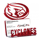 Iowa State Cyclones  Business Card Holder