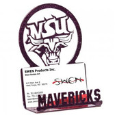 Mankato Mavericks Business Card Holder